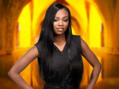 Long Sew In Weave Hairstyle for Black Women