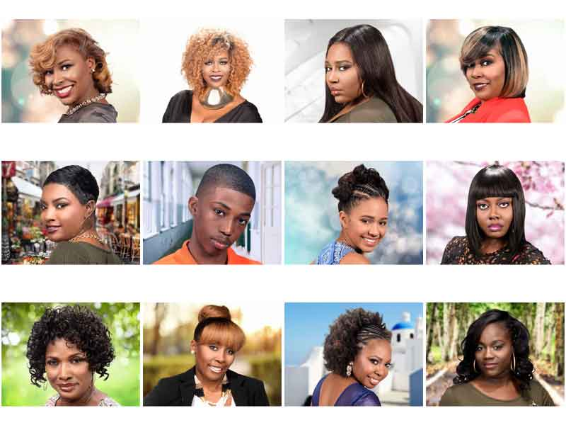 Help Us Choose The Next People's Choice Hairstyle from Our Charleston, SC Photo Shoot