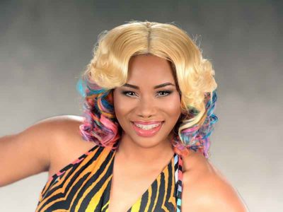 Rainbow Hair Color Quick Weave with Lace Closure Mermaid Hairstyle