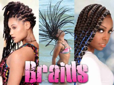 9 Most Attractive Lemonade Braid and Braids Hairstyles You Need to See
