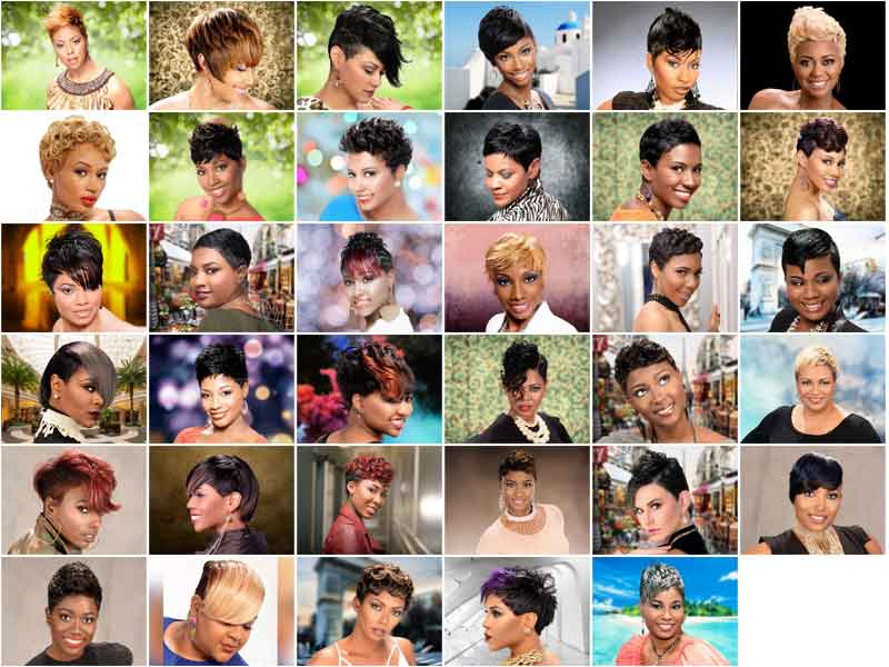 35 Perfect Pixie Haircuts for Black Women in 2019 You Need to See!!!