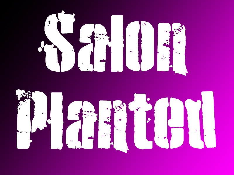 Salon Planted Banner