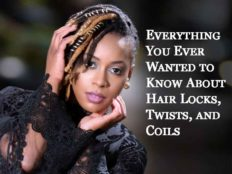 Hair Locks Twists and Coils