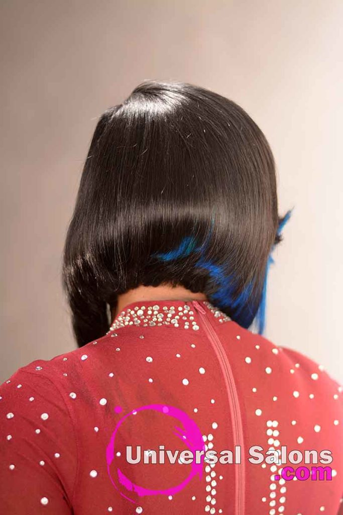 Back View: Check Out This Fabulous Quick Weave Bob Hairstyle