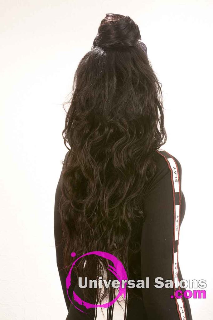 Long Hairstyle for Black Women