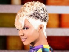Pin Curls Hairstyle for Black Women by Marquita Briggs in Columbia, SC