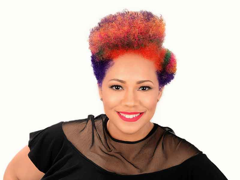 5 Key Tactics the Pros Use for Short Rainbow Hair Color on Black Women