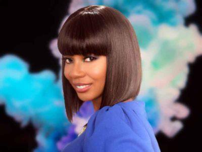Asymmetrical Bob Hairstyle for Black Women