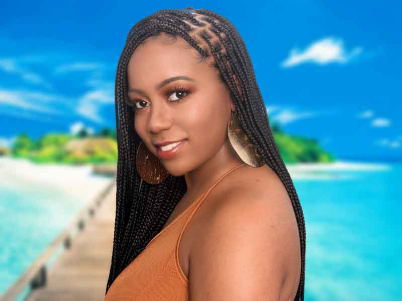 Long Knotless Box Braids Hairstyle
