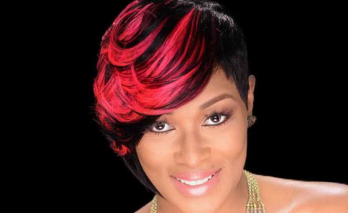 Short Quick Weave With Closure Hairstyle